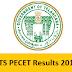 TS PECET Results 2017 -  Telangana State TET Rank Card  -  www.tspecet.org