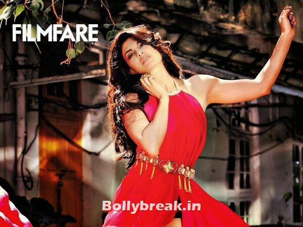 , Jacqueline Fernandez's Hot Scans From Filmfare May 2014