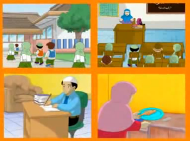 Download Video Kartun Cerita Anak Muslim Indonesia Terbaru 2015