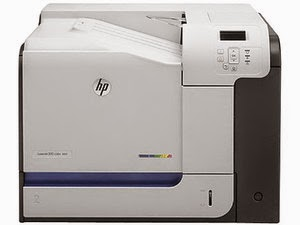 Download Driver Printer HP Color LaserJet Enterprise 500 M551n
