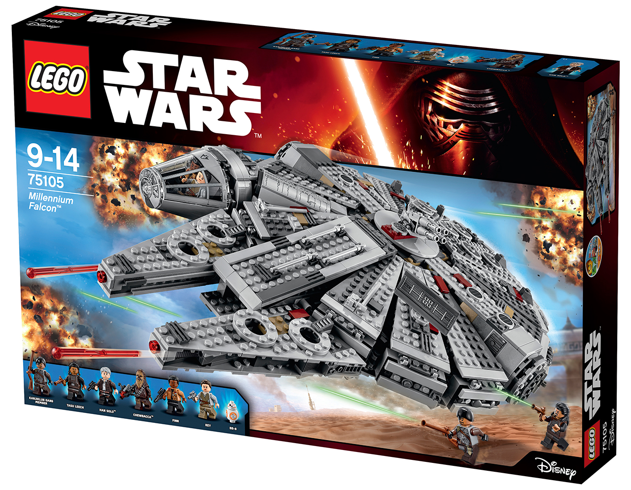 The Blot Says Star Wars The Force Awakens Lego Sets