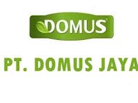 Lowongan Kerja Sales SPV Domusjaya
