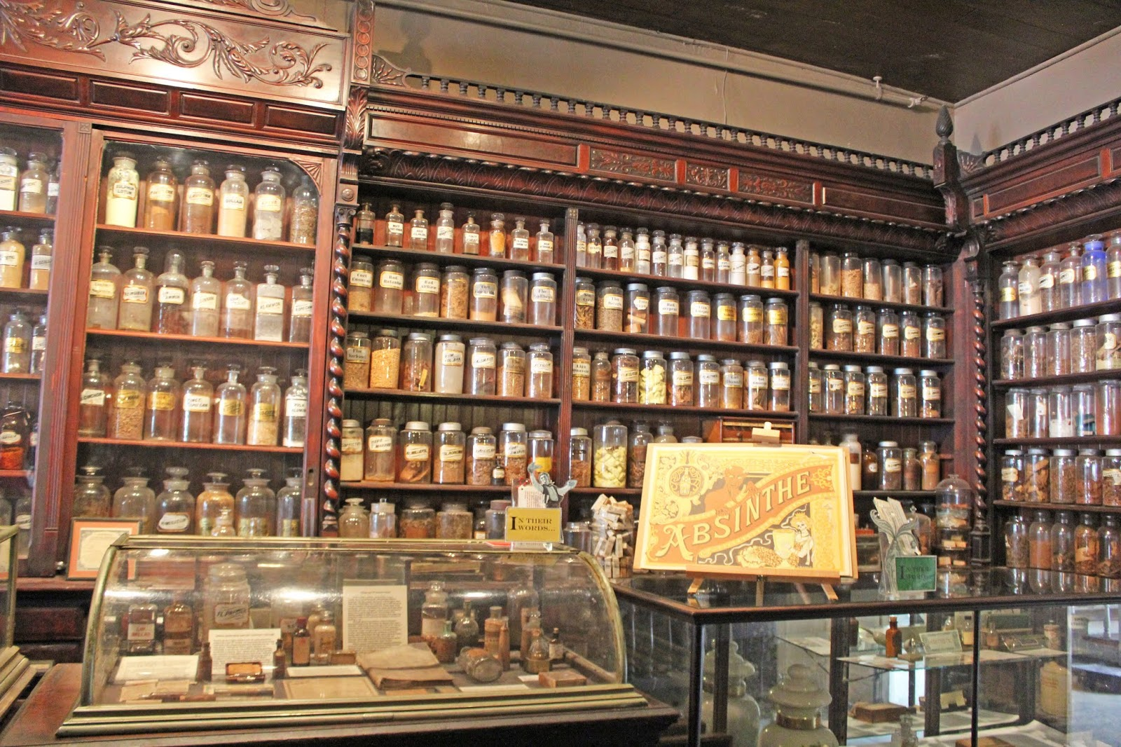 New Orleans pharmacy museum 2