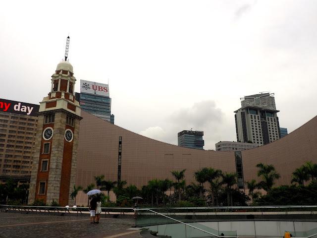 Tsim Sha Tsui Promenade, Kowloon, Hong Kong