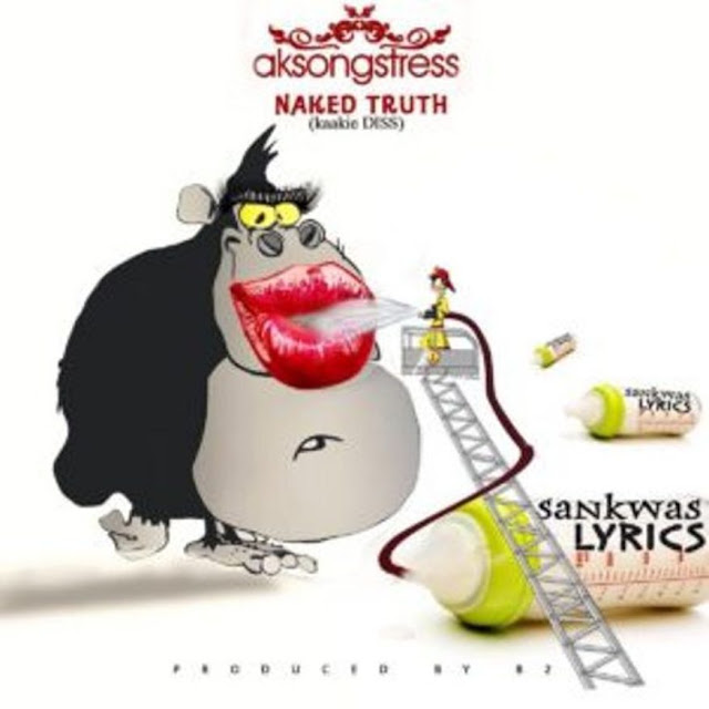 AK Songstress - Naked Truth (Kaakie Diss) (Prod By B2