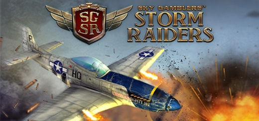 Sky Gamblers Storm Raiders PC Full Español