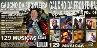 cd mp3 gaucho da fronteira