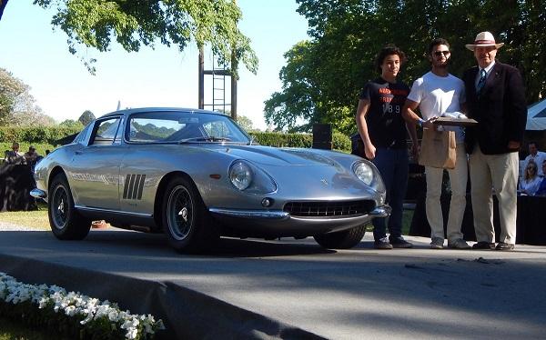 Ferrari 275 GTB4 1967