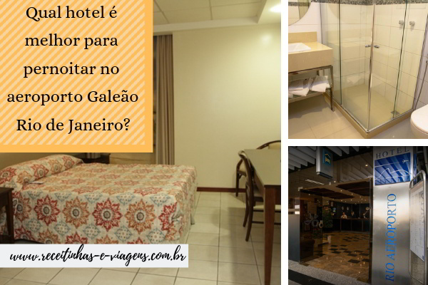 Hotel proximo aeroporto Galeao - Rio Aeroporto Hotel