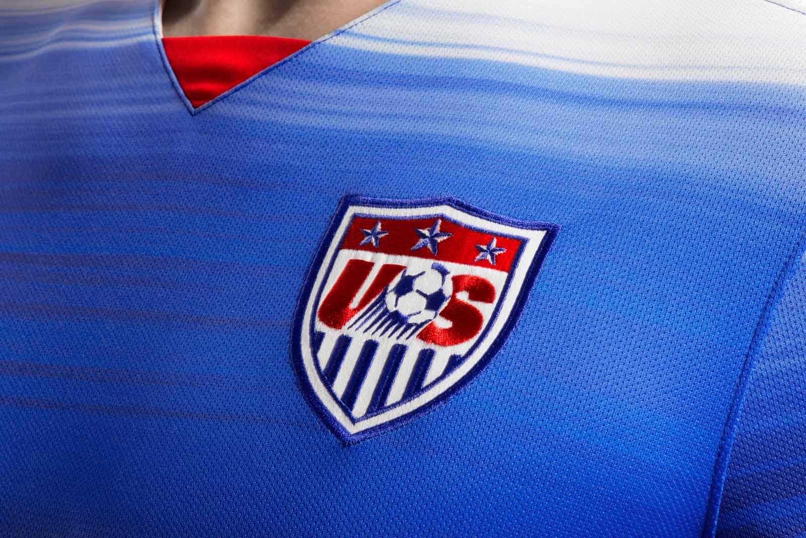 Nike USA 2015 Away Kit Released - Footy Headlines