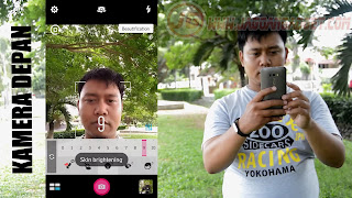 Kamera Depan ASUS Zenfone Selfie