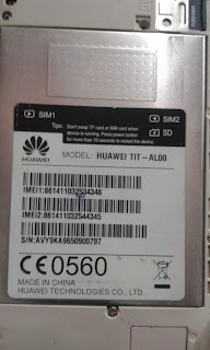 Huawei Y6 Pro TIT-AL00 Flash Dead Boot Recovery File SP-Flash Tools