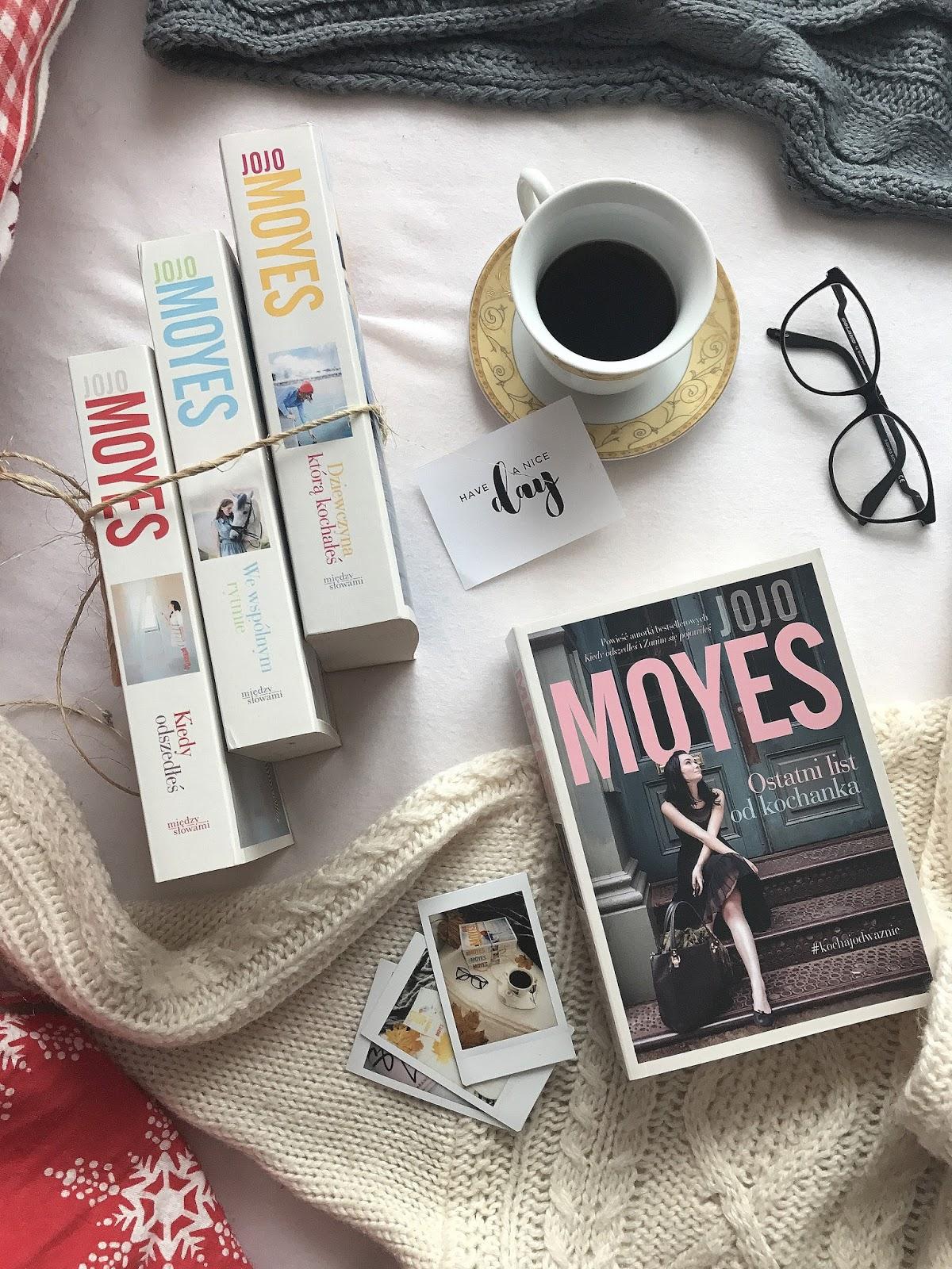 [PRZEDPREMIERA] Jojo Moyes, Ostatni list od kochanka
