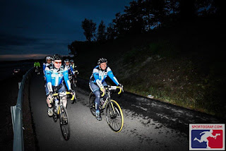 Ride for Muscular Dystrophy Complete, as Andrew Lamb completes his 6th Vätternrundan