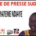 Revue de presse (Français) Sud fm du mardi 25 septembre 2018 par Ndèye Marème Ndiaye