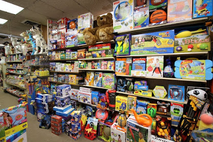 Toko Gaby Toys dan Lucky Toys, 2 Pusat Grosir Mainan Import Berkualitas