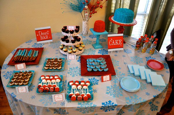The Chronicles Of Us Cohen S Winter Onederland 1st Birthday