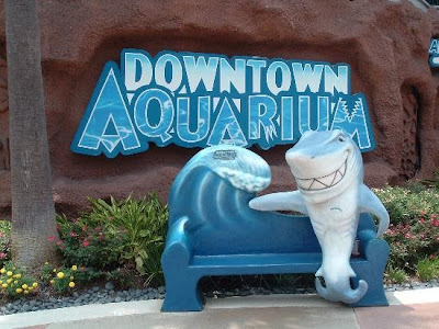 Houston Downtown Aquarium
