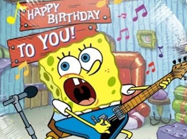 sretan rođendan pjesma download Čestitke za rođendan: Spužva Bob ti pjesmom čestita rođendan sretan rođendan pjesma download