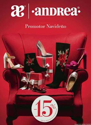 Catalogo Andrea Promotor navideño 2017