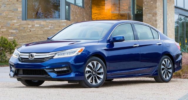 2017 Honda Accord Design