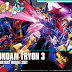 HGBF 1/144 Gundam Tryon 3 - Release Info, Box art and Official Images