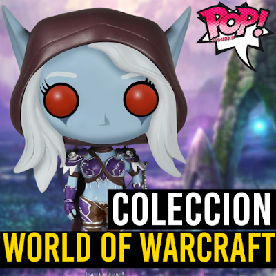 Lista de figuras funko pop de Funko POP World of Warcraft