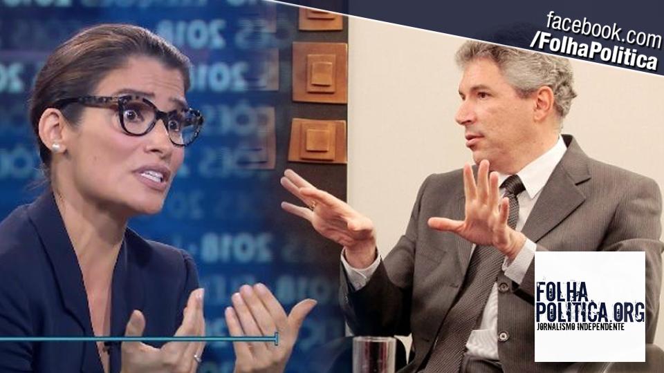 1371dd59b4 Folha Política  Procurador  empareda  Renata Vasconcellos   Falou ...