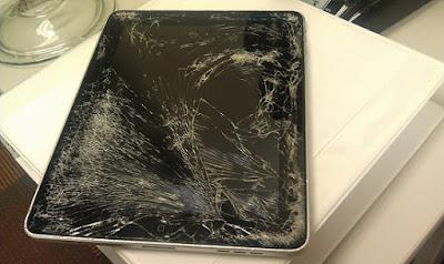 Thay mat kinh iPad 2 chinh hang