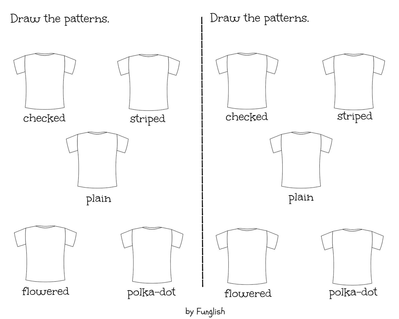 Funglish Clothes