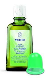 Aceite de Abedul de Weleda