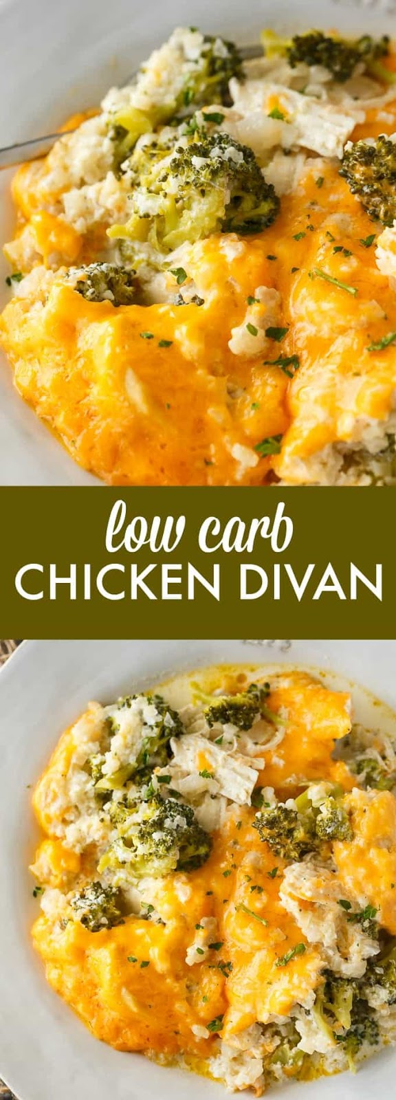 Low Carb Chicken Divan