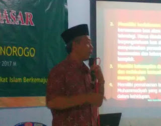Nilai-Nilai Yang Harus Dimiliki Oleh Kader Muhammadiyah