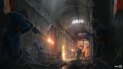 הצרפתים באים: טיזר לחבילת הרחבה של הצבא הצרפתי ב-Battlefield 1