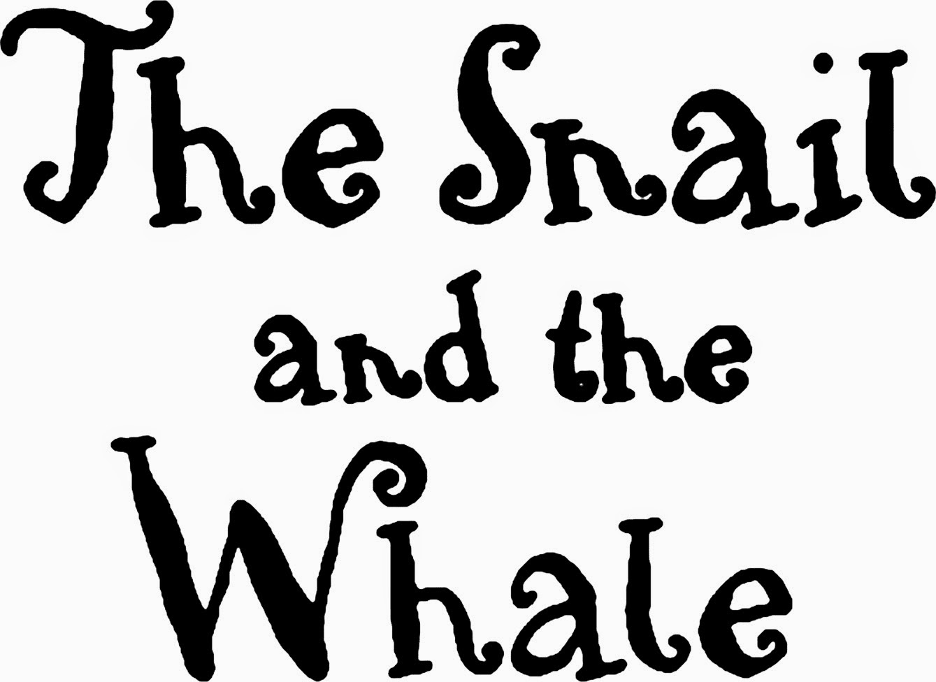 The North East Theatre Guide: Preview: The Snail And The