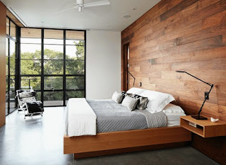 Featured wall design ideas for Home Interior Minimalist