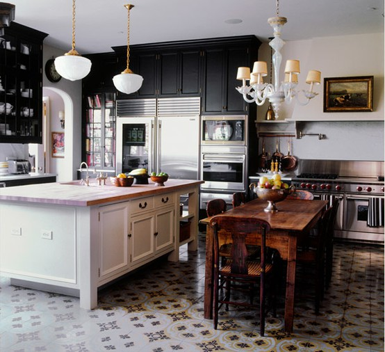 Color Outside The Lines: Kitchen Inspiration Month: Day 17