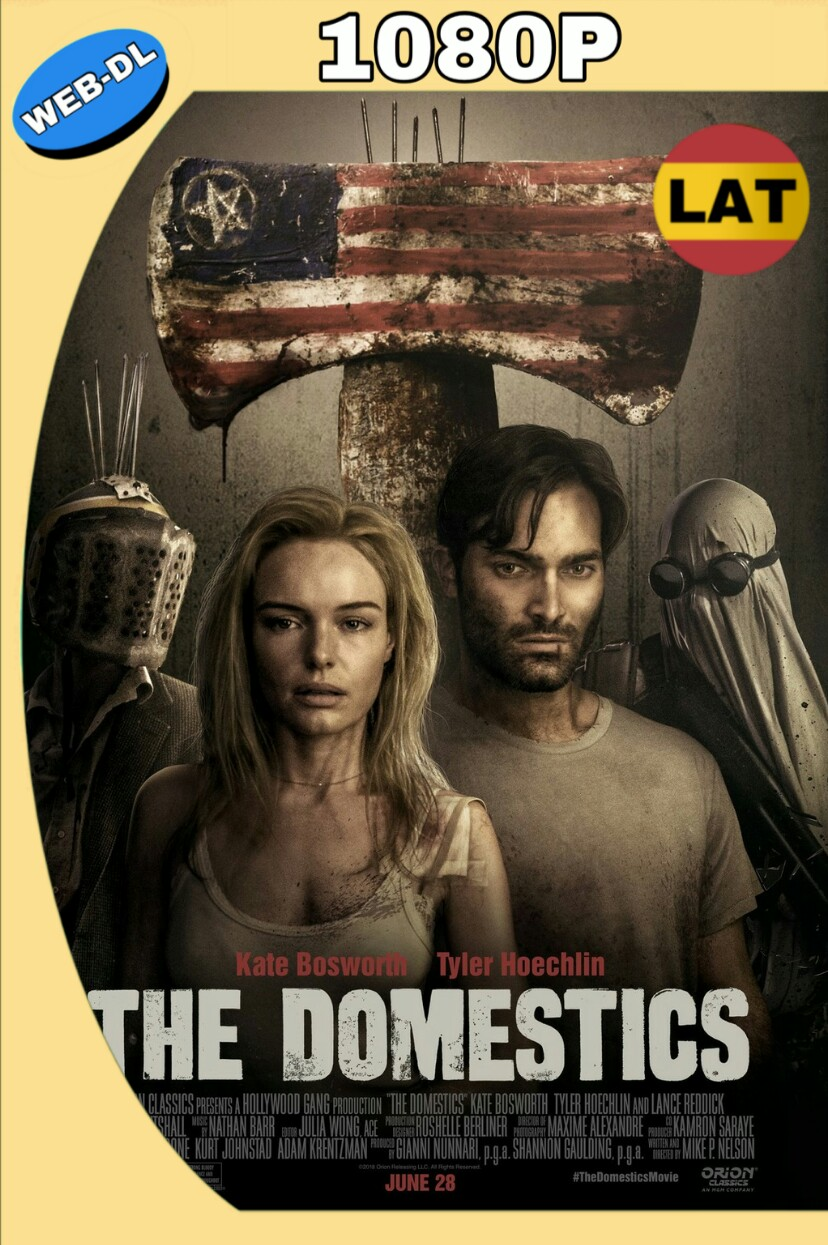THE DOMESTICS (2018) WEB-DL 1080P LAT-ING MKV