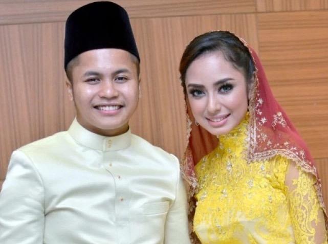 Tarikh Perkahwinan Hafiz Suip Dengan Nureffy Jasreel Abdullah