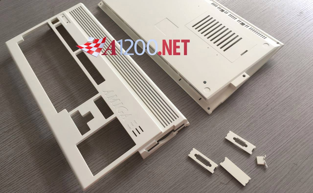 Indie Retro News: New AMIGA 1200 Cases - Exclusive new look