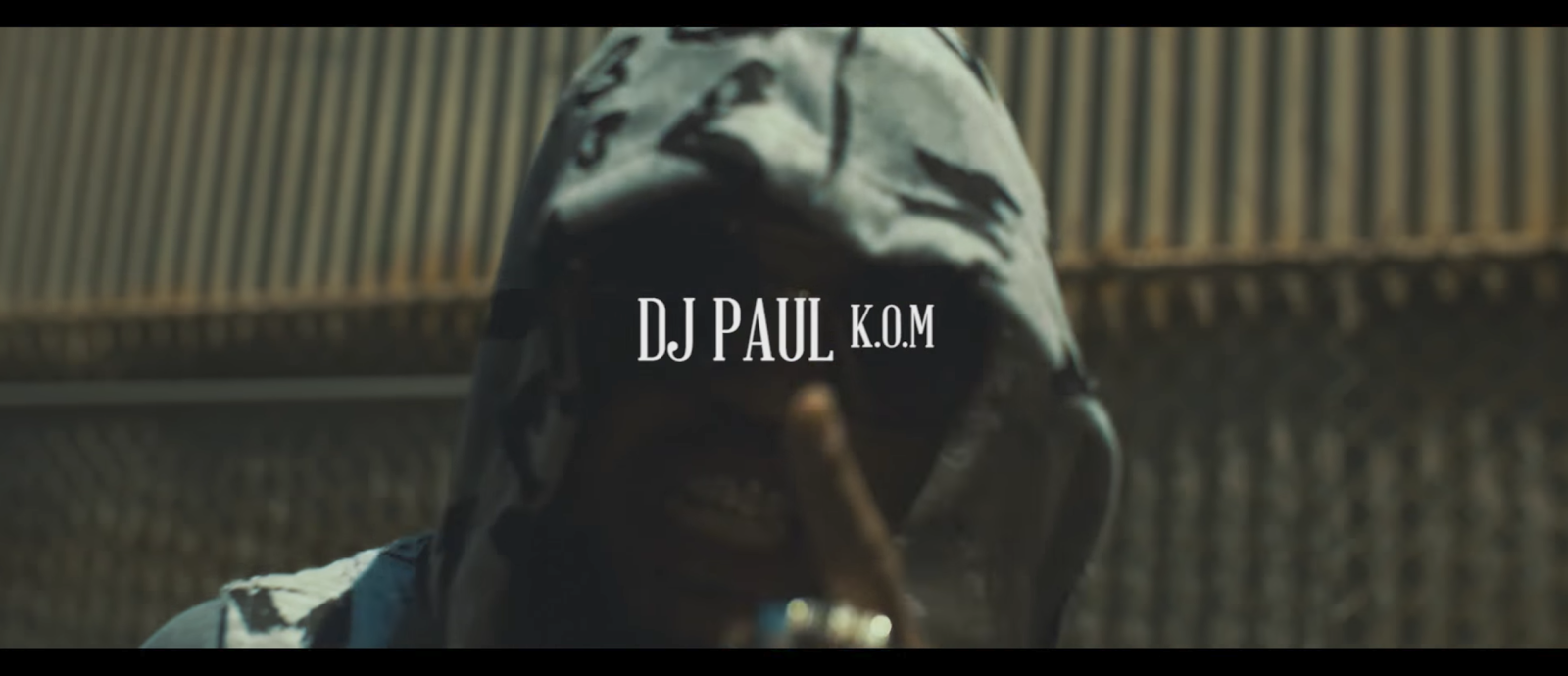 DJ PAUL KOM - HEADSHOT HAIR DO (VIDEO)