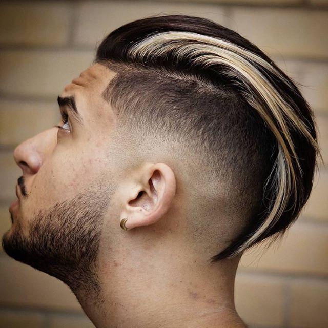 Mungkin beberapa potongan rambut dibawah ini bisa dijadikan pilihan. Dimana gaya  rambut seperti ini sangat menuntut keberanian penggunanya. 665c947637