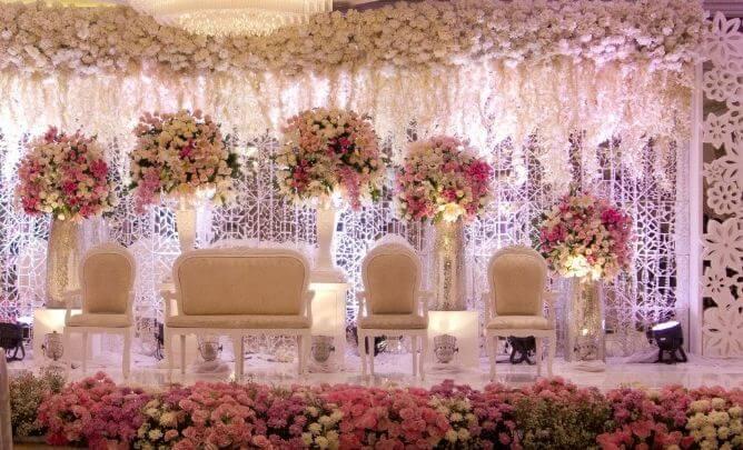 Gedung pernikahan di Jakarta yang harga sewanya murah