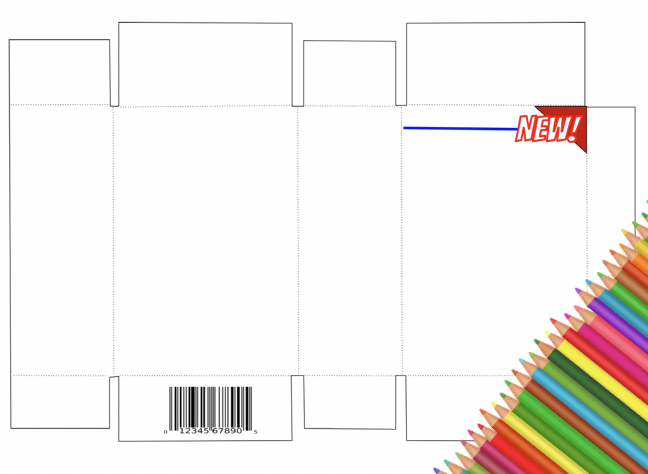 design a cereal box in google drawing  book report idea