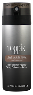 Preview Anteprima Spray Ritocco  Toppik Sephora ritocco radici spray colorato
