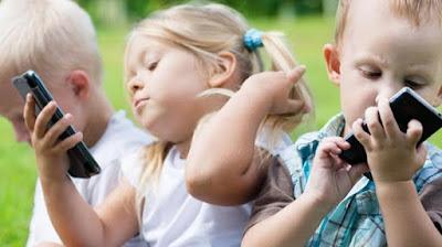 Damfak Positif Dari Gadget Bagi Anak