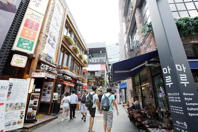 Việc làm thêm tại Hàn Quốc cũng rất phong phú