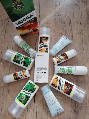 Preparaty na komary i inne owady - MUGGA