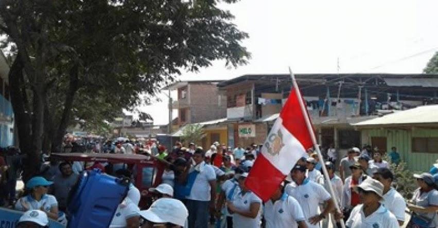 Rechazan a comisión negociadora del GORE San Martín y SUTE Patria Roja
