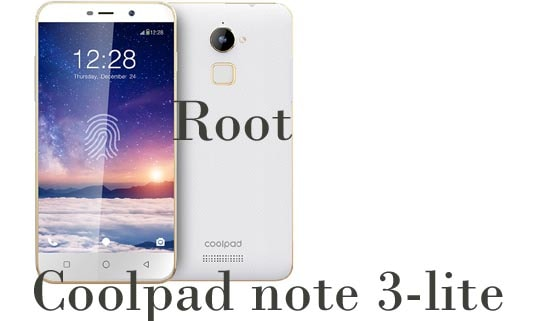 How to Root Coolpad Note 3 Lite